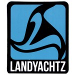 landyachtz_blue_logo_sticker_2