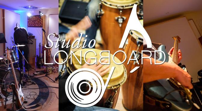 Aufnahmeraum Studio Longboard