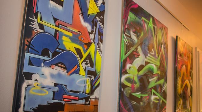 finissage graffiti und street art ausstellung studio longboard. Black Bedroom Furniture Sets. Home Design Ideas