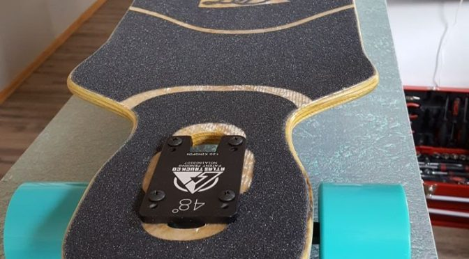 DB Longboards DYAD V2 – 15% Rabatt!!!
