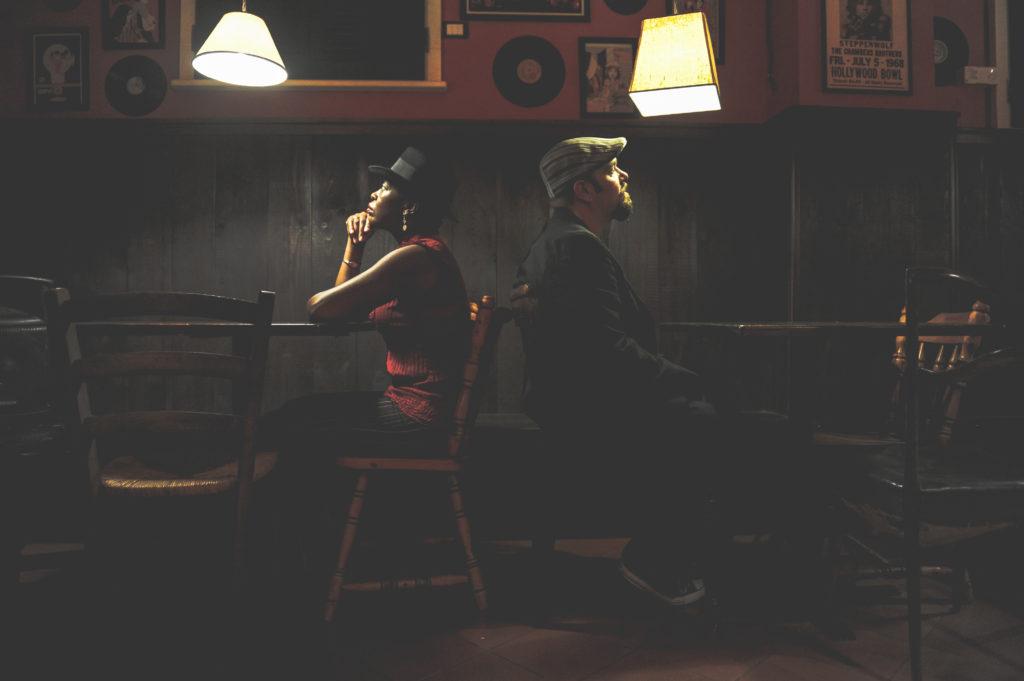 James & Black - live im Querbeet
