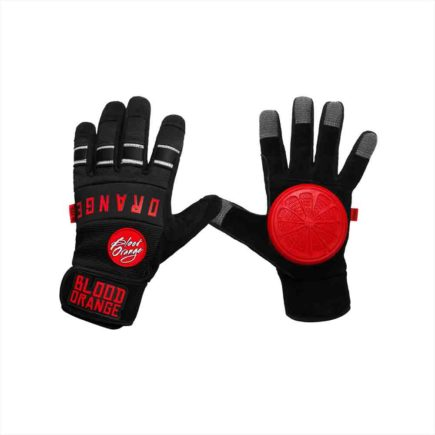 BLOOD ORANGE Slide Gloves Knuckles