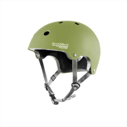 LONG ISLAND Helmet green