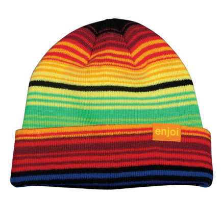 ENJOI Mexican Blanket Beanie