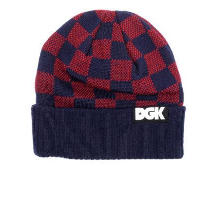 DGK Checkers Beanie