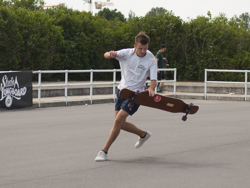 AWHOU! Longboard Tournament Vol 2