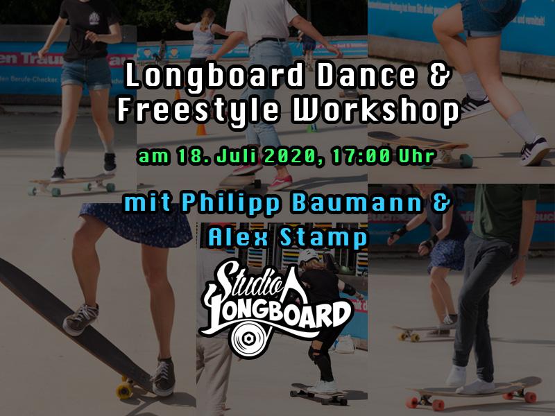 Longboard Dance & Freestyle Workshop