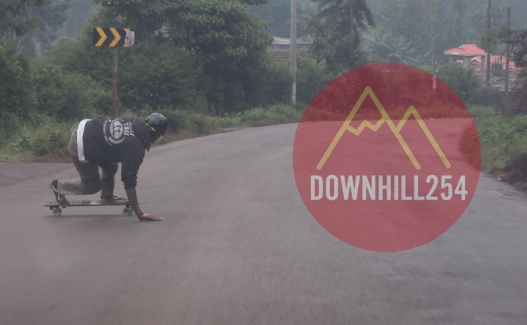 Interview with downhill254