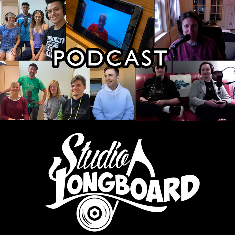 Studio Longboard Podcast
