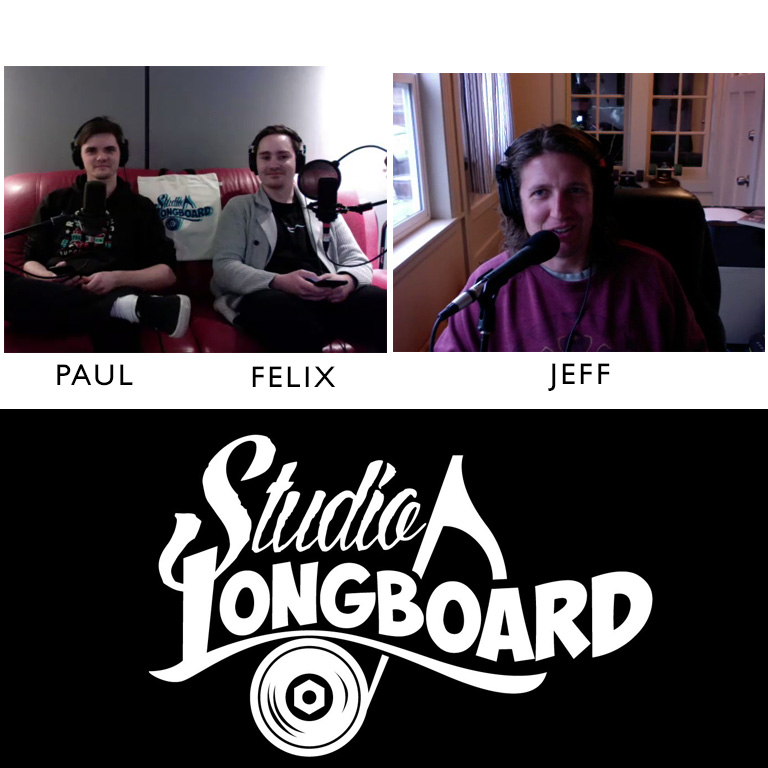 Interview with Jeff Vyain the Owner of Pantheon Longboards