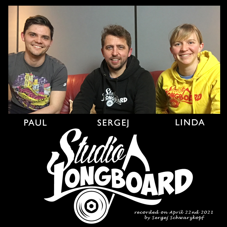 Behind the scenes of Studio Longboard
