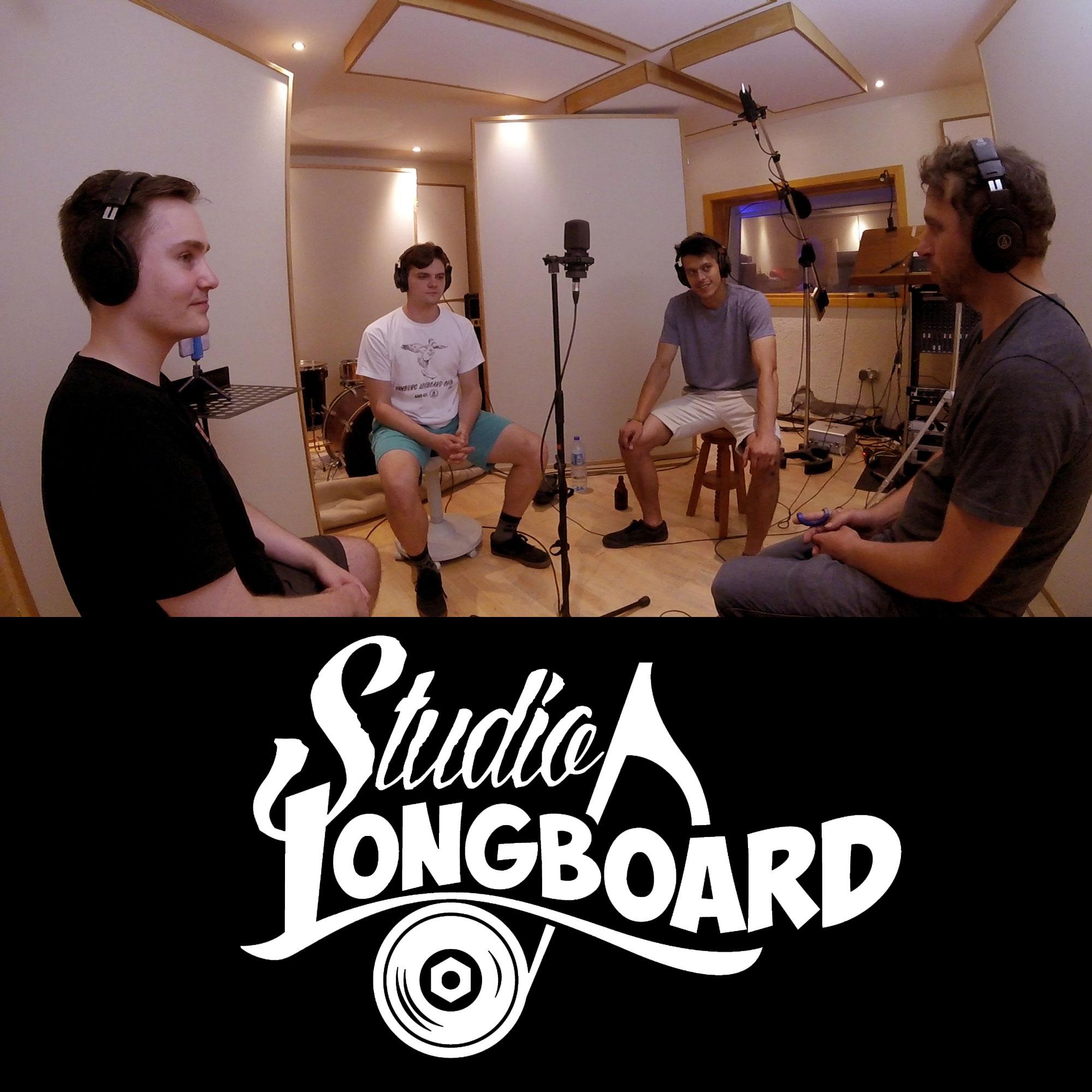 Studio Longboard Podcast